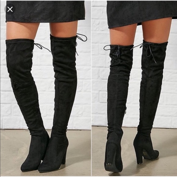 93fed27d1 Catherine Malandrino Shoes | Thigh High Boots | Poshmark